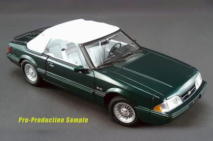 1990 Ford Mustang Convertible 7UP (1 Left)