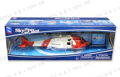 Sikorsky HH-60J Jayhawk U.S. Coast Guard Helicopter