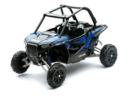 Side-by-side Polaris RZR XP1000