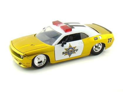 Dodge Challenger SRT8 2008 Sheriff