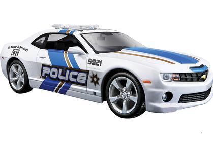 Chevrolet Camaro SS RS 2010 POLICE