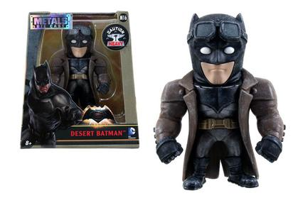 Desert Batman 4-Inch Diecast Metal Figure - Batman v Superman (2016)