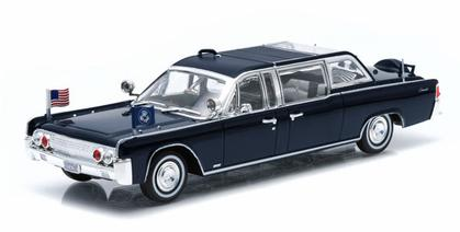 1961 Lincoln Continental SS-100-X John F. Kennedy