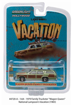 NATIONAL LAMPOON'S VACATION (1983) - 1979 FAMILY TRUCKSTER
