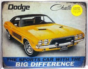 Dodge Challenger - Big Difference