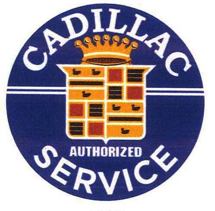 Cadillac Authorized Service