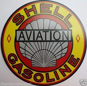 Shell Aviation Gasoline