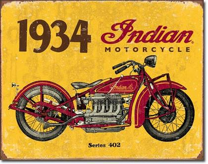 Indian Motorcycle Series 402 1934