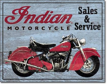 Indian Motorcycle - Sales & Service
