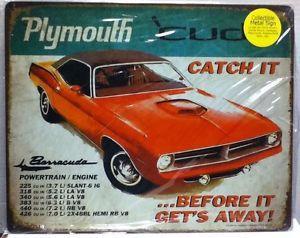 Plymouth Cuda - Catch It