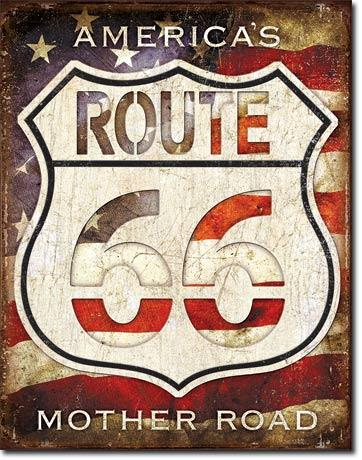 Route 66 - America's Mother Road