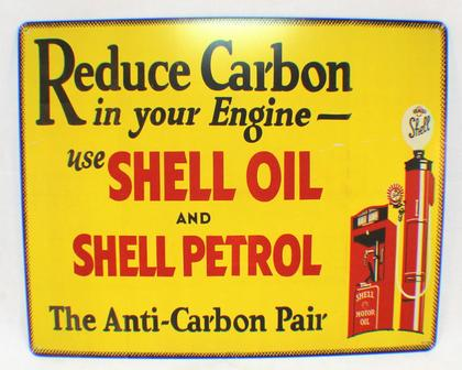 Shell Oil & Shell Petrol