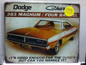 Dodge Charger 383 Magnum / Four Barrel