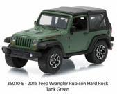 Jeep Wrangler Rubicon Hard Rock 2015 - All Terrain Series 1