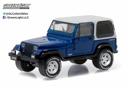 Jeep Wrangler 1990 - Country Road Series 14