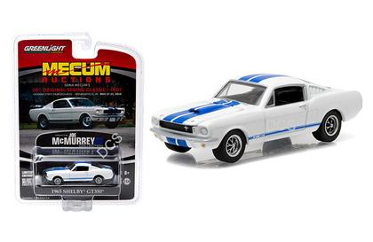 Ford Mustang Shelby GT350 - Mecum Auctions