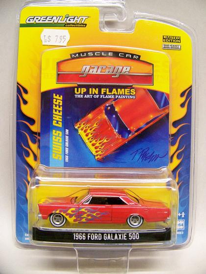 Ford Galaxie 500 1966 - Muscle Car Garage Series 2