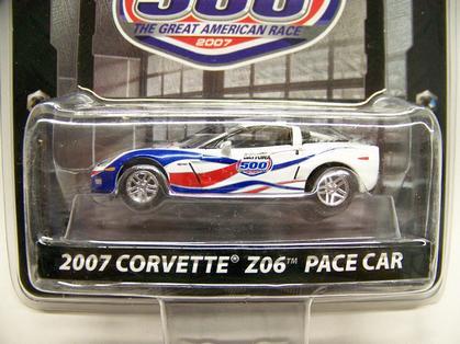 Chevrolet Corvette Z06 Pace Car - Pace Car Garage