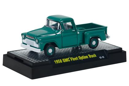 GMC Fleet Option Truck 1958 - Auto-Trucks Series 21