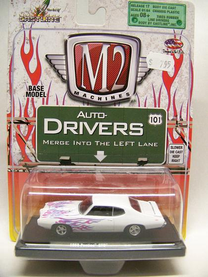 Pontiac GTO 1969 - Auto-Drivers Series 17