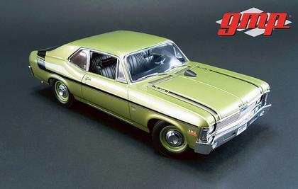 Chevrolet Nova Yenko Deuce 1970
