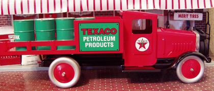 VINTAGE STEEL TRUCK ,TEXACO MARFAK,**Hard To Find**