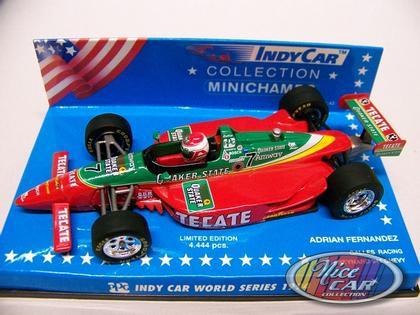 #7 Adrian Fernandez 1994 - Reynard 941 Chevy