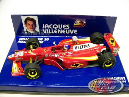 #1 Jacques Villeneuve 1997 - Williams FW 20 Mecachrome