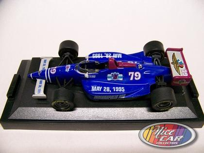 Indy Race Car - 79th Indianapolis 500 1995