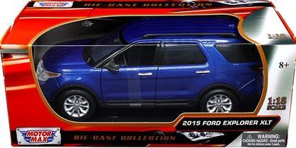 Ford Explorer SXT 2015
