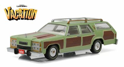 Family Truckster Wagon Queen 1979 National Lampoon's Vacation