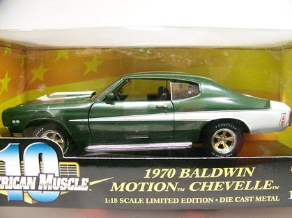 Chevrolet Chevelle Motion Baldwin