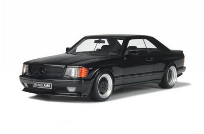 Mercedes-Benz 560 SEC AMG 1987