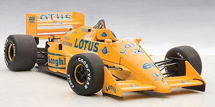 Lotus 99T Honda F1 Japanese GP 1987 S.Nakajima #11