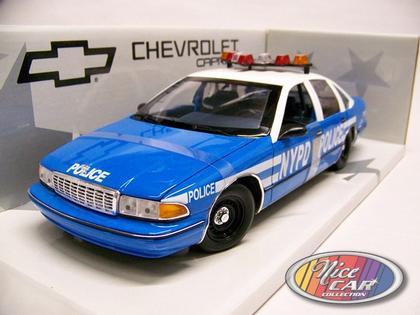 Chevrolet Caprice Saloon NYPD 1996