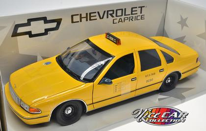 Chevrolet Caprice Saloon NYC Taxi 1996 **Very Rare**