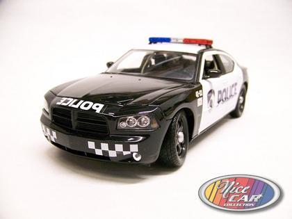 Dodge Charger Daytona Police Abenakis