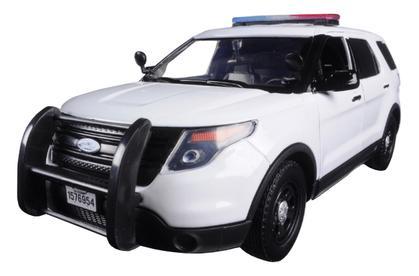 Ford Interceptor police 2015