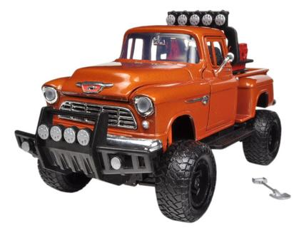 Chevrolet 5100 Stepside Pickup Truck Off Road 1955