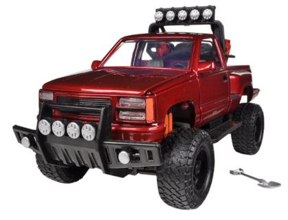 GMC Sierra GT Pickup Truck Off Road 1992