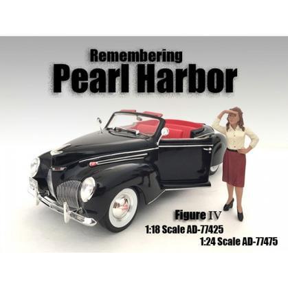 Remembering Pearl Harbor Figure - IV