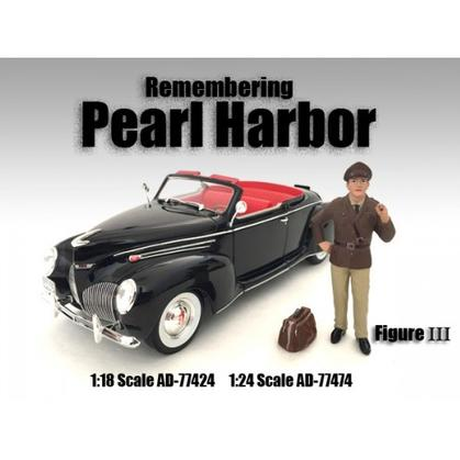 Remembering Pearl Harbor Figure - III
