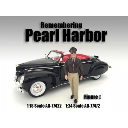 Remembering Pearl Harbor Figure - I