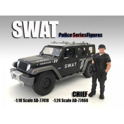 SWAT Team Figure - Chief