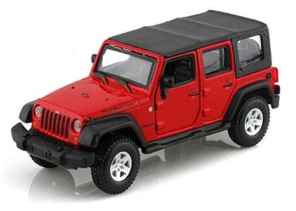 Jeep Wrangler Rubicon 4 doors
