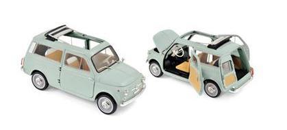 Fiat 500 Giardiniera 1962