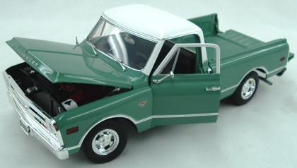 Chevrolet C10 1968 (1 left)