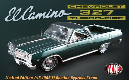 Chevrolet El Camino 327 Turbo-Fire