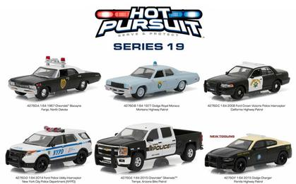Ensemble Hot Pursuit Series 19 1:64
