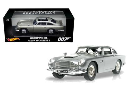 Aston Martin DB5 James Bond (September 1st)
